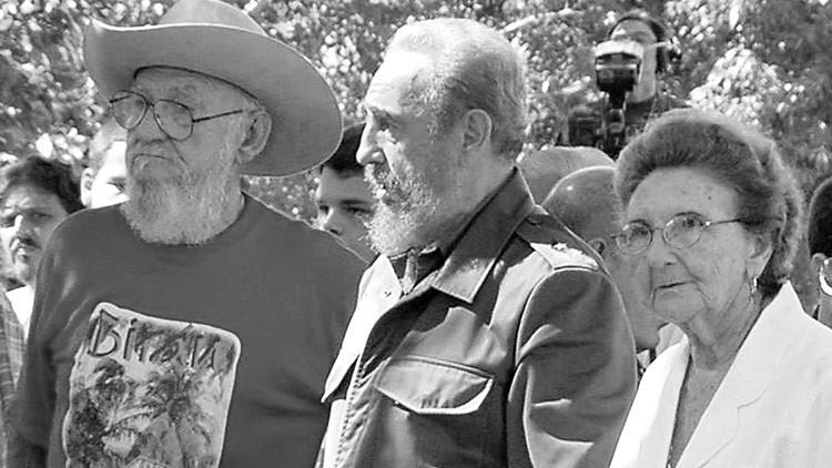 Fallece Agustina, la hermana menor de Fidel y Raúl Castro