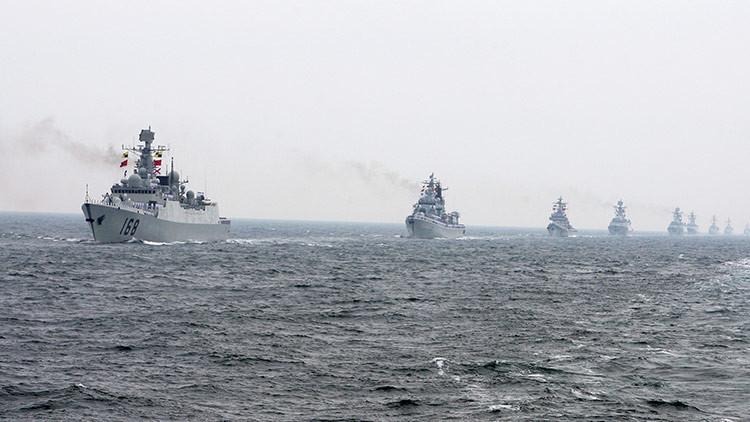 Así China moderniza su Armada para dominar las aguas de Asia (Fotos)