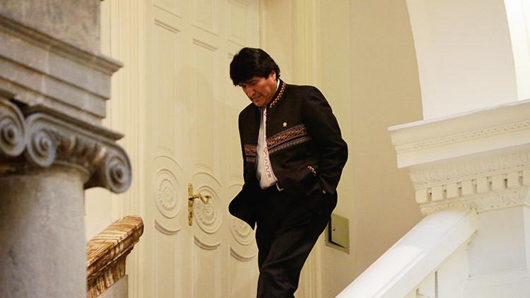 Evo Morales anticipa su viaje a Cuba para someterse a una operación