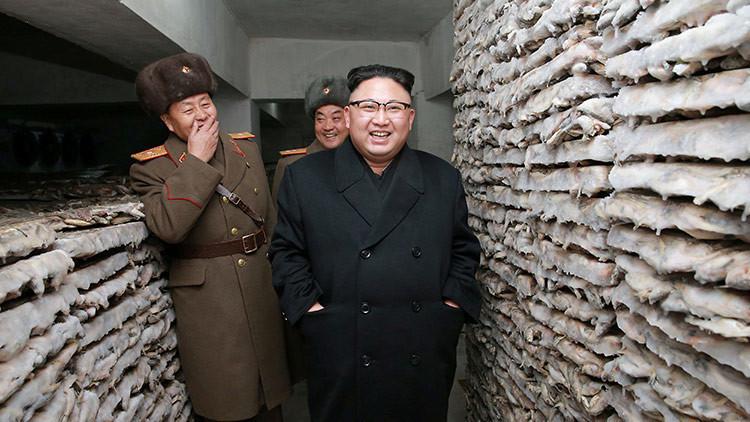 Se filtra que Corea del Norte probó su motor de misiles la semana pasada