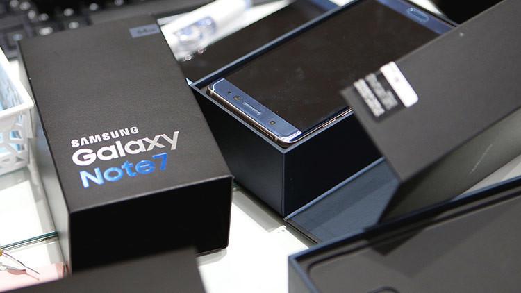 Samsung anuncia el regreso al mercado de su 'explosivo' Galaxy Note 7