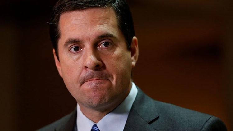 Los demócratas, a la caza del jefe del Comité de Inteligencia de Cámara de Representantes