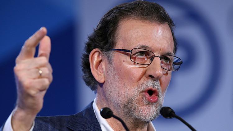 """Rajoy anuncia una inversión """"realista"""" de casi 4.000 millones de euros en Cataluña"""