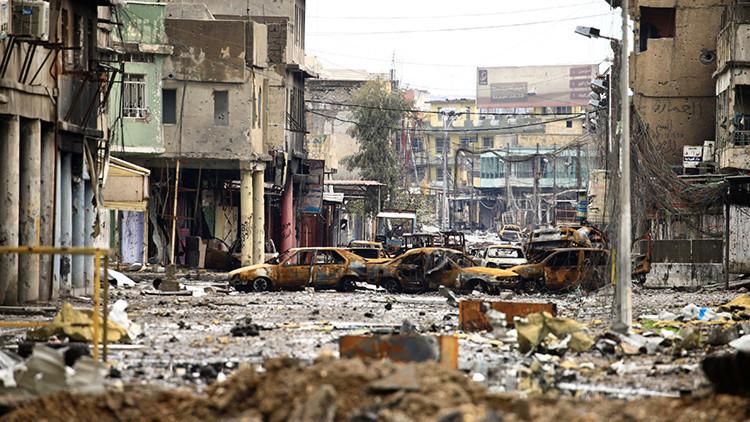"""Presidente de Irak: """"Las muertes de civiles en Mosul son errores de cálculo y errores no deseados"""""""