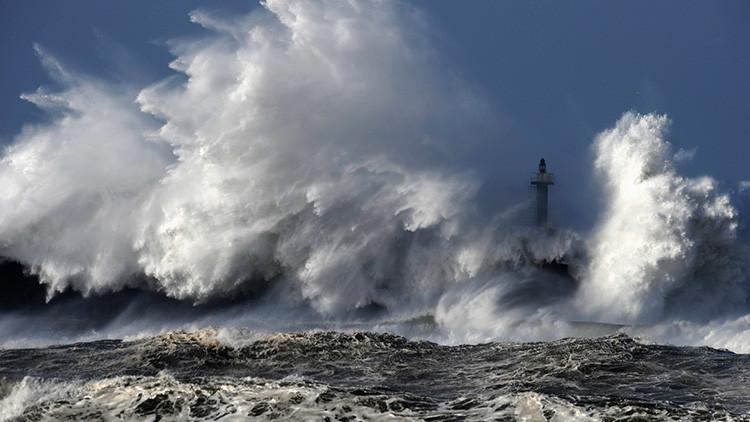 Científicos: Un tsunami hará desaparecer parte de España en 15 minutos (video)