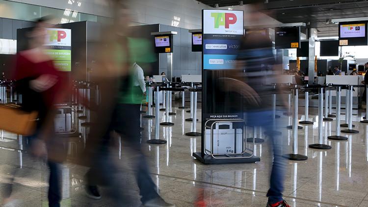 'La Terminal': Pierde su vuelo y se queda a vivir tres meses en un aeropuerto de Brasil