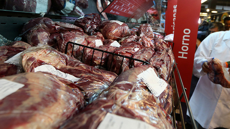 Hong Kong levanta la suspensión a las importaciones de carne de Brasil