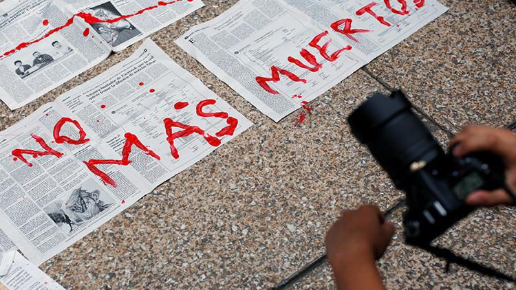 De 604 casos solo hay tres condenas: la impunidad rodea a los crímenes contra periodistas en México