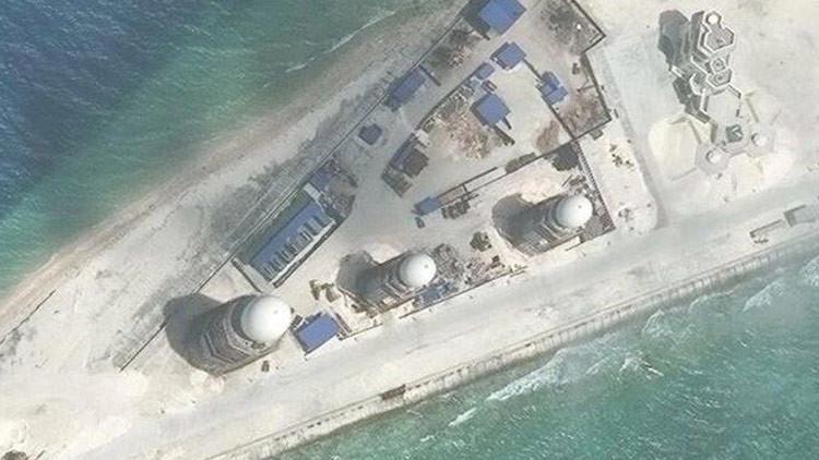 EE.UU. afirma que China puede usar sus bases en las islas en disputa en cualquier momento