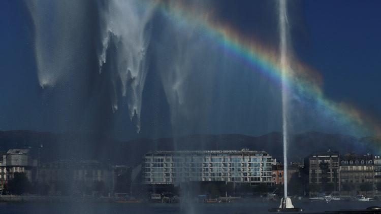 """""""Que se arrepientan los pecadores"""": un 'arcoíris de fuego' ilumina el cielo en Perú (Fotos, videos)"""