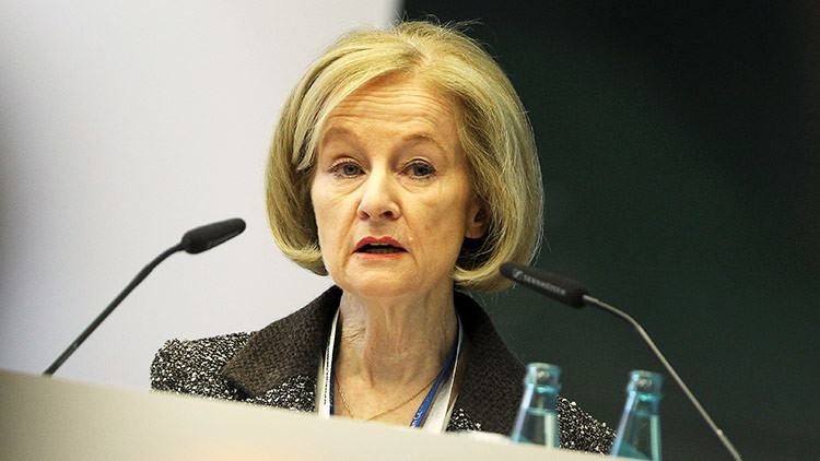 """Banco Central Europeo: """"Los bancos de la eurozona se están recuperando, pero hay que trabajar más"""""""