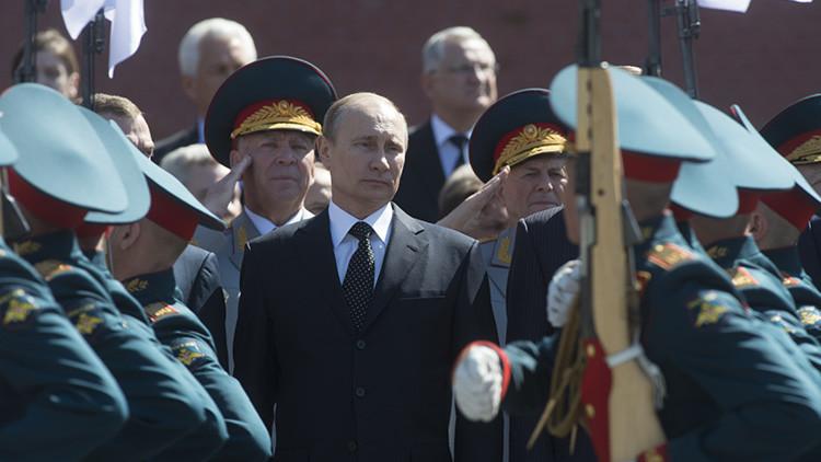 Por primera vez en casi 10 años: Putin aumenta el número de militares en las Fuerzas Armadas rusas