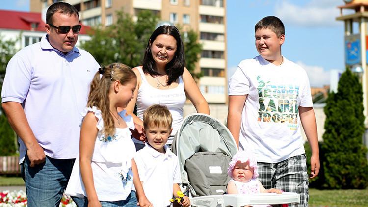 ¿Cuál es el secreto de Rusia para lograr un aumento récord de familias numerosas?