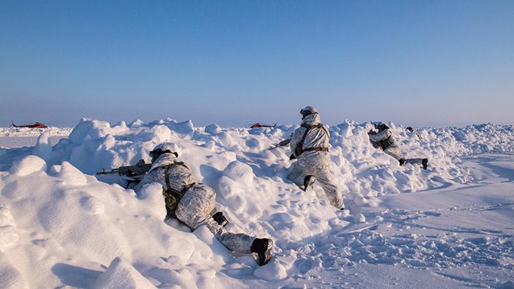 Cómo gana Rusia la batalla por el Ártico y por qué es importante