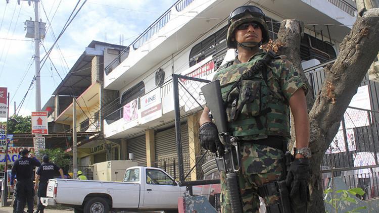 El Ejército mexicano quiere instalar una base militar en Oaxaca ante la oposición de los pobladores