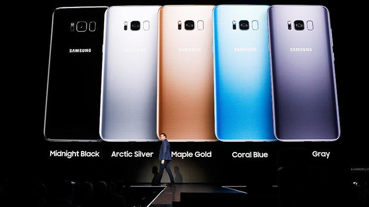 Éstos no explotan (todavía): Samsung presenta oficialmente sus nuevos Galaxy S8