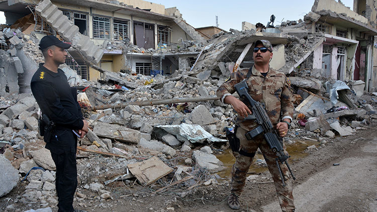 """EE.UU. acuerda """"investigar formalmente"""" el ataque que mató a civiles en Mosul"""