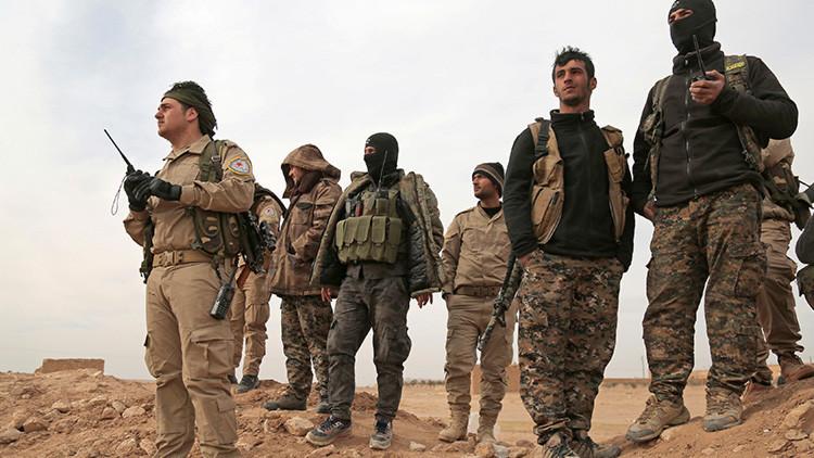 Más de 2.200 terroristas abatidos en el norte de Siria en los últimos seis días