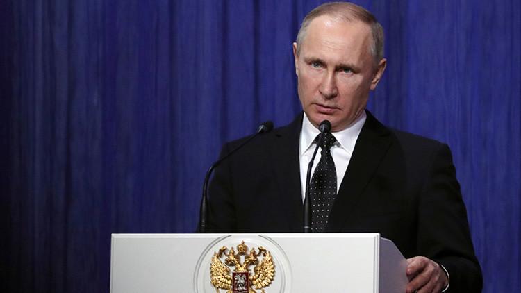 Putin está dispuesto a reunirse con Trump en Finlandia