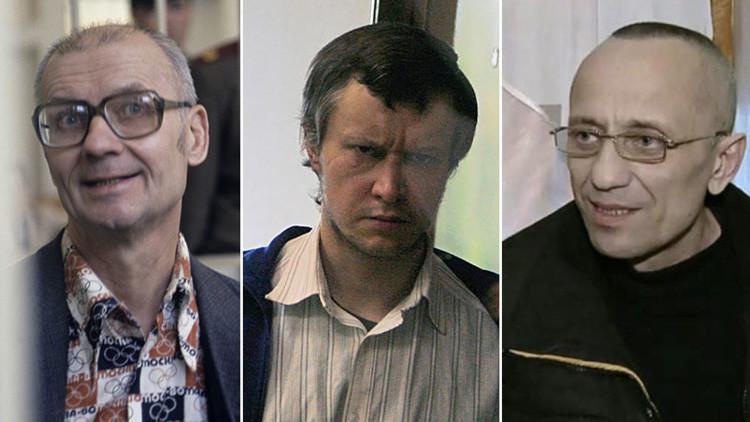 Los tres asesinos en serie más sanguinarios en la historia de Rusia