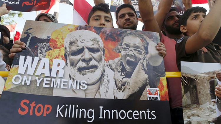 """Moscú: """"Si EE.UU. es la conciencia del mundo, ¿por qué no ve lo que está pasando en Yemen?"""""""