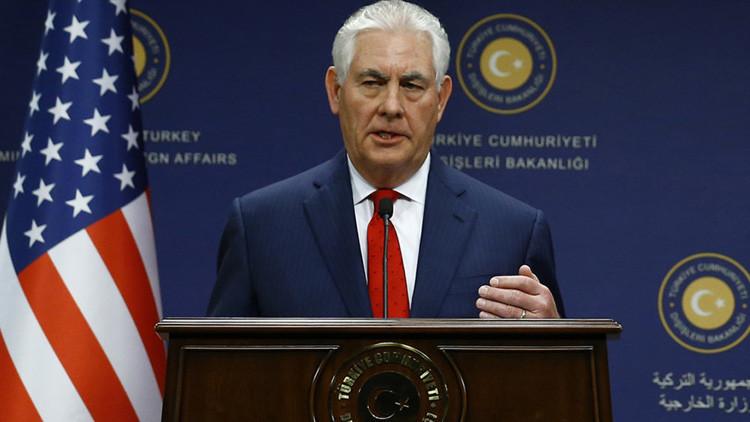 """""""El destino de al Assad lo decidirán los sirios"""", según secretario de Estado de EE.UU."""