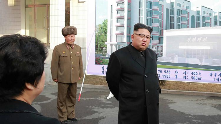 """Pionyang advierte a EE.UU. de las """"consecuencias desastrosas"""" de los insultos a Kim Jong-un"""