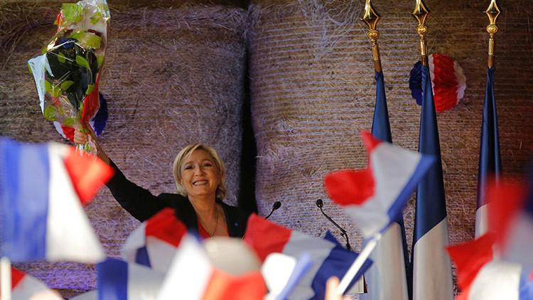 El científico que predijo la victoria de Trump revela un factor que llevaría a la victoria a Le Pen