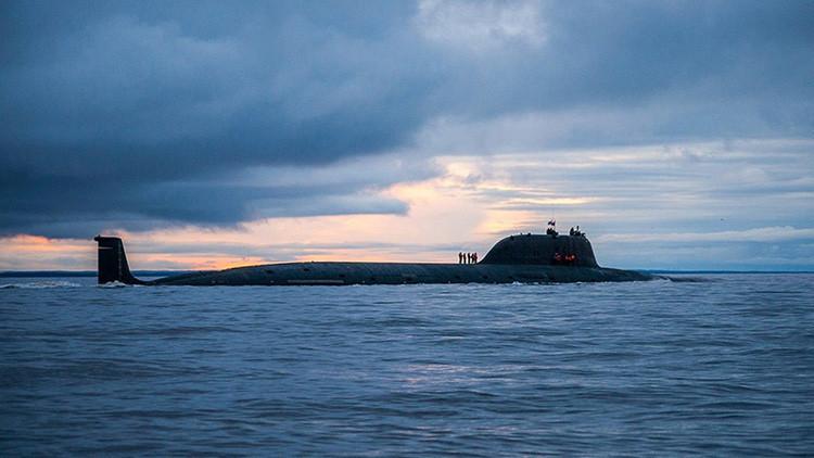Rusia bota el primer submarino nuclear del proyecto modernizado Yasen-M (video)