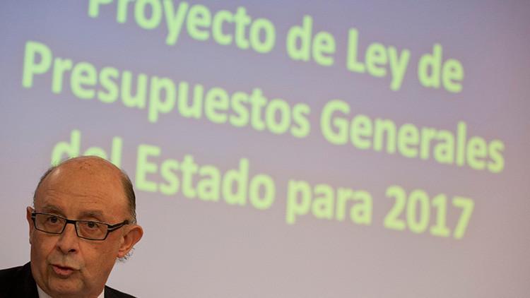 """""""Presupuestos de la miseria"""": Un nuevo escollo para Rajoy"""