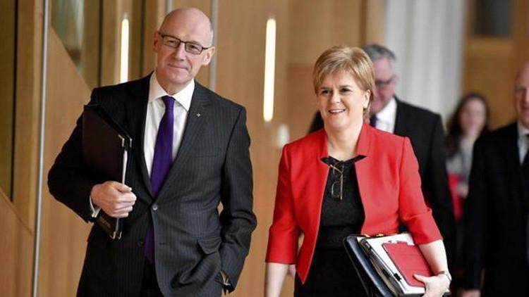 Escocia solicita permiso formalmente para celebrar un segundo referéndum de independencia