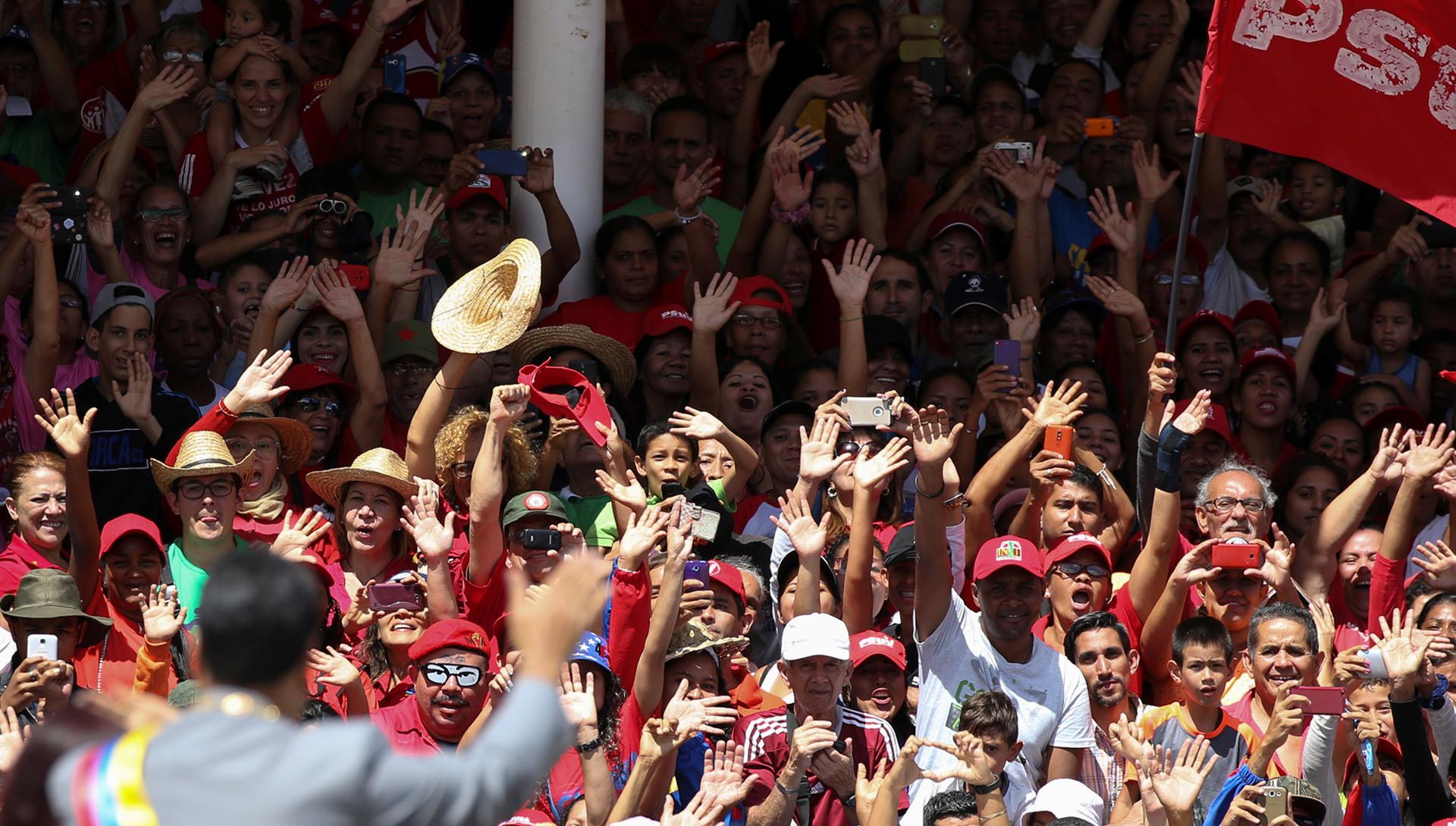 ¿Está Venezuela en riesgo de una intervención internacional?