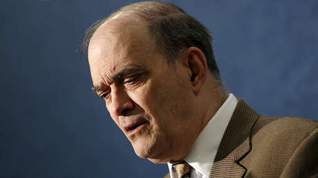 William Binney, ex director técnico de la NSA, en Washington, Estados Unidos, el 27 de abril de 2015.