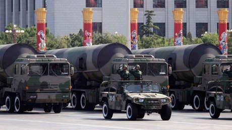 Misiles con capacidad nuclear, Pekín, China