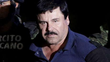 El Chapo dice que escucha la radio encendida aún cuando está apagada.