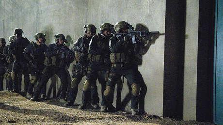 Imagen del telefilme de National Geographic 'SEAL Team Six: The Killing of Osama bin Laden'
