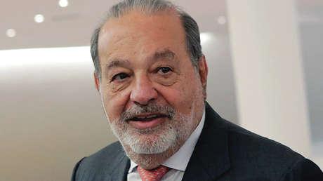 Carlos Slim, empresario mexicano y uno de los hombres más ricos del mundo