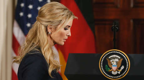 Ivanka Trump, la hija mayor del presidente de EE.UU.