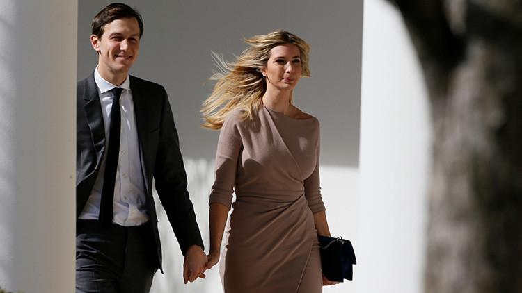 Un informe revela las millonarias ganancias de los empleados de la Casa Blanca