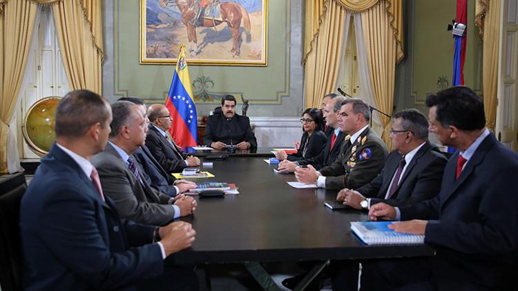 El Consejo de Defensa de Venezuela exhorta al Tribunal Supremo a revisar las decisiones