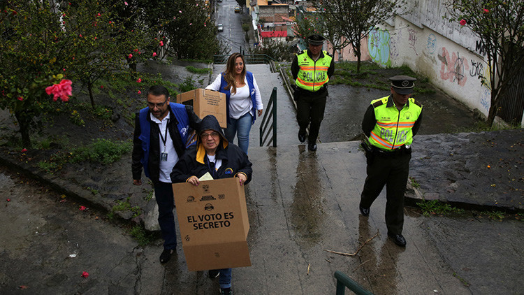 La elección en Ecuador definirá el futuro del país y el de una persona al otro lado del Atlántico