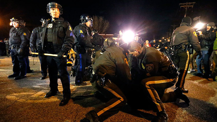 """ONU: Proyectos de ley anti protestas de EE.UU., tendencia """"antidemocrática"""" y """"alarmante"""""""