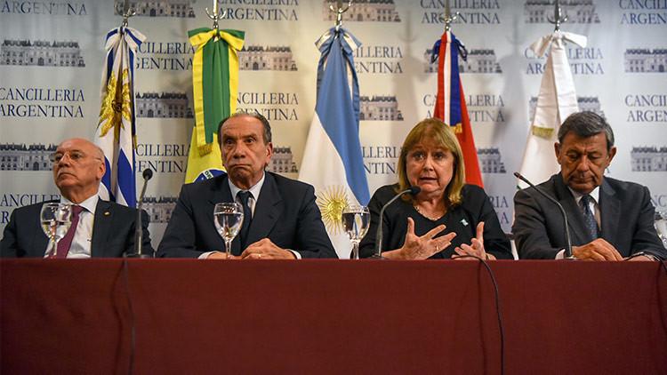 El Mercosur insta a Venezuela a garantizar la separación de poderes