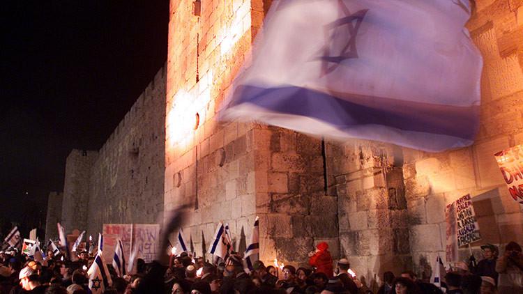 Miles de judíos y árabes marchan en Jerusalén contra la ocupación israelí (FOTOS, VIDEOS)