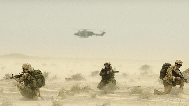 """""""Elemento sorpresa"""": EE.UU. anuncia despliegues de tropas sin previo aviso contra el Estado Islámico"""
