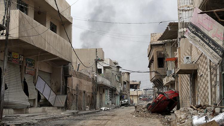 """Moscú: """"La coalición internacional encubre crímenes de yihadistas en Irak"""""""