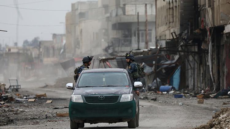El líder del Estado Islámico podría estar en la asediada ciudad de Mosul