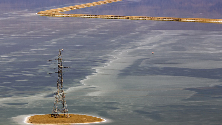 Descubrimiento en profundidades del mar Muerto predice un desastre natural en las próximas décadas