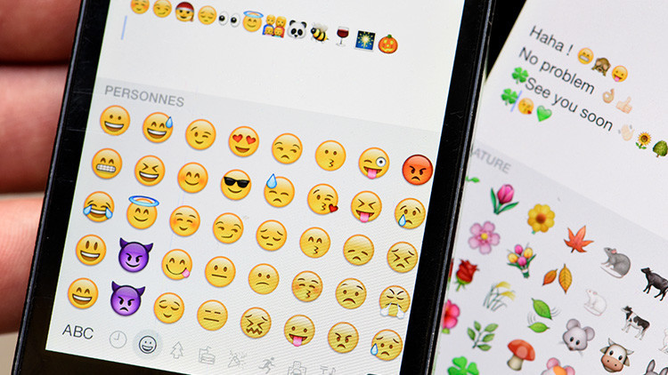 Palabras y 'emojis' usados en mensajes pueden revelar problemas mentales