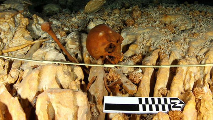 """Naia revela la vida """"poco idílica"""" de los primeros pobladores de América"""